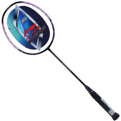 李宁TP101A羽毛球拍(紫色诱惑,女士必备)