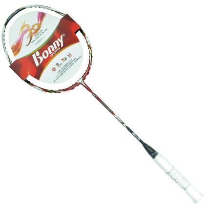 波力BONNY羽毛球拍 战神691A(ARES691A)(超性价比的中端进攻拍)