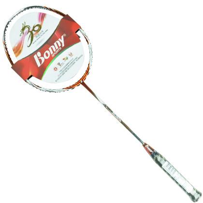 波力BONNY羽毛球拍 战神692A(ARES692A)(八面刀锋拍框设计,80孔)