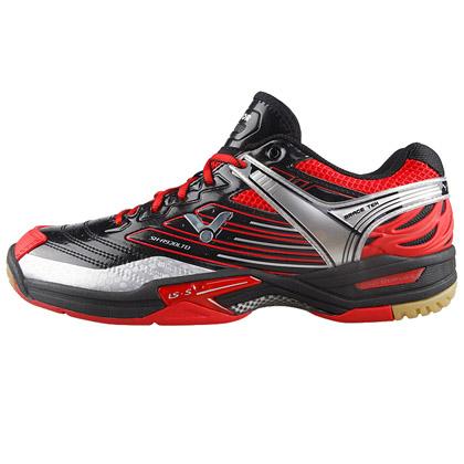 VICTOR胜利威克多SH-A920LTD-CD 红色羽毛球鞋(高弹稳定,防滑耐磨)