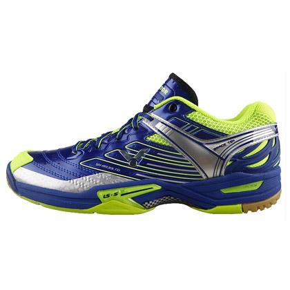 VICTOR胜利威克多SH-A920LTD-FG 蓝色 羽毛球鞋(高弹稳定,防滑耐磨)
