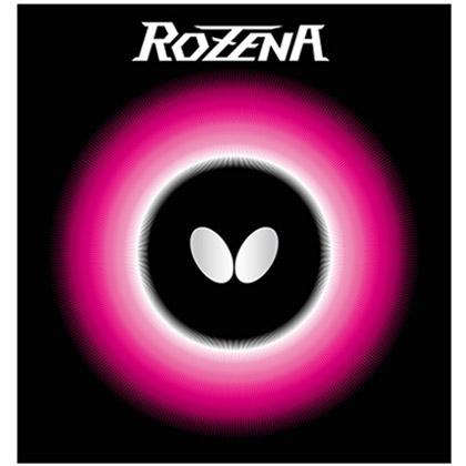 蝴蝶玫瑰套ROZENA蝴蝶罗泽娜反胶套胶(Buffterfly 06020)追求兼容性的高性能套胶,旋转速度兼备!堪比T05/T64