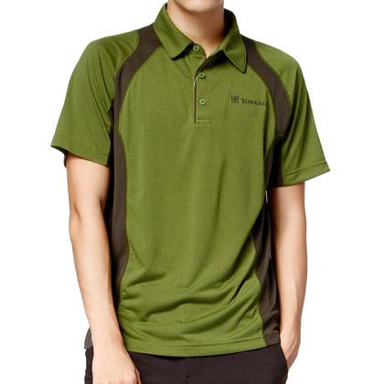 探路者Toread 短袖速干T恤TAJC81202-D02F 男式-芥绿