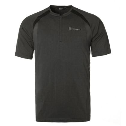 探路者Toread 速干短袖T恤TAJC81648-G08G 男式-深灰