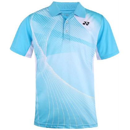 尤尼克斯YONEX 运动POLO衫 110197BCR 男款 海洋蓝(489)