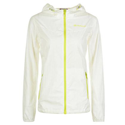 探路者Toread女式徒步皮肤衣 TAEC82873-G02G -白色