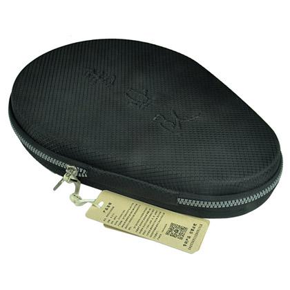 专业队 乒乓拍套 铠甲Ⅱ黑的方格 抗冲压乒乓球拍套
