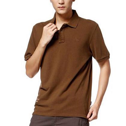 探路者Toread男式短袖T恤 TAJB81534-5 -棕色