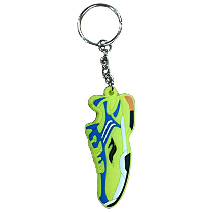 波力BONNY羽毛球鞋钥匙扣 绿色 赠品