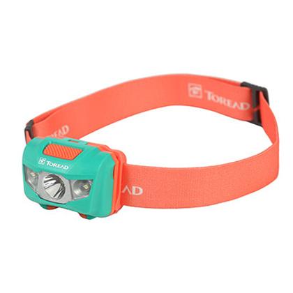 探路者 探路者头灯 LED高亮度省电耐用 户外、旅行、野外作业使用 KEJE80531-D60A 筱绿/绯红