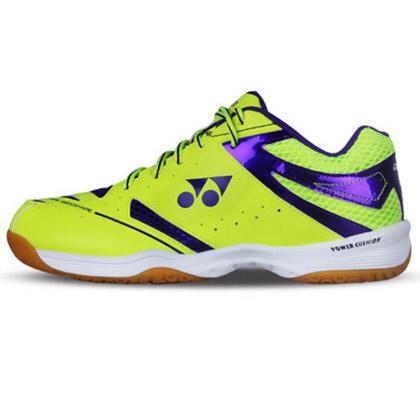 尤尼克斯YONEX羽毛球鞋 SHB-200C 男/女款  紫黄色
