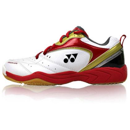 YONEX尤尼克斯SHB-62C中性款红金色羽毛球鞋(超强包裹,扎实脚感!)