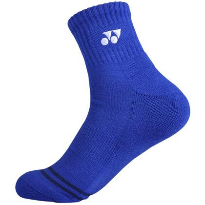 尤尼克斯YONEX羽毛球袜 245067BCR-786 女袜 蓝色(舒适透气,抗菌防臭)