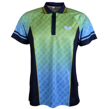 蝴蝶 BWH-270-0521 乒乓球短袖T恤