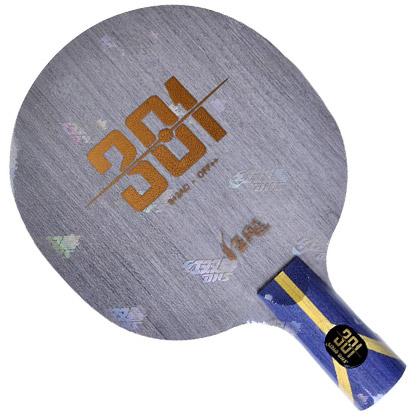 红双喜 H301 狂飚301乒乓底板狂飙301 快弧板,国家队薛飞使用
