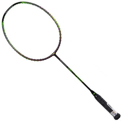 李宁羽毛球拍 N9II/N9二代 傅海峰里约里约奥运战拍新配色 流光绿