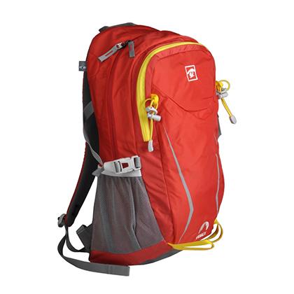 探路者Toread 户外徒步背包 28升 HEBE90045-A02X 中国红