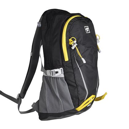探路者Toread 户外徒步背包 28升 HEBE90045-G01X 黑色