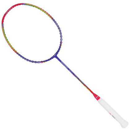 李宁羽毛球拍 N7二代 幻彩紫(N7II)(张楠战拍,从蔡赟到张楠,全能的球拍)