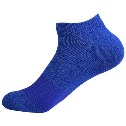 C3fit 纸纤维足弓支撑运动船袜 男女 蓝色(夏日冰点价)