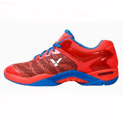 Victor 胜利羽毛球鞋 S81 OF 珊瑚橙(韩国、马来西亚国家队指定装备)