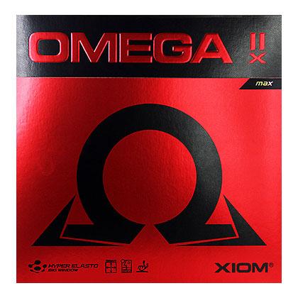 骄猛XIOM欧米茄2x 乒乓套胶(欧米茄2升级版) 79-048