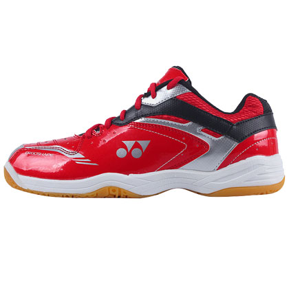 尤尼克斯YONEX羽毛球鞋 SHB400CR 红色款 男女款