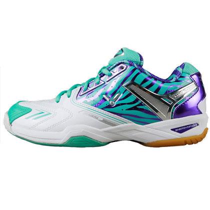 胜利VICTOR羽毛球鞋 SH-S80SL-FJ 女款 蓝紫色