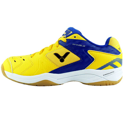 胜利VICTOR儿童款运动鞋/羽毛球鞋 SH-9200JR-EF