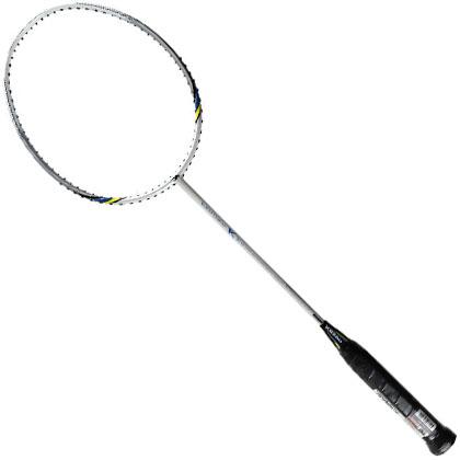 凯胜羽毛球拍 Feather K310白银色(专属于你的超轻球拍)