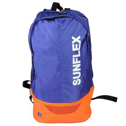 德国阳光SUNFLEX TH800 双肩背包 蓝橙款