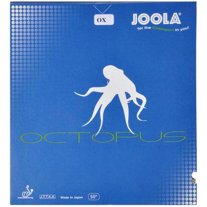 JOOLA优拉章鱼OCTPOUS长胶单胶皮