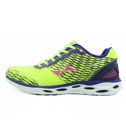 海尔斯 HEALTH 马拉松跑步鞋 899 绿蓝色