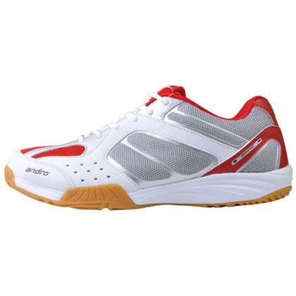 岸度ALPHASTEP Ⅱ代乒乓球鞋 红色