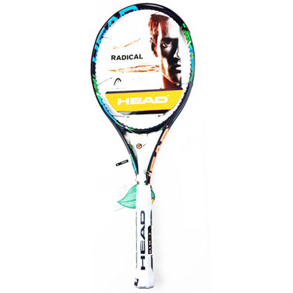 海德Head网球拍 Radical mp ltd (穆雷限量珍藏版,Radical纪念版)