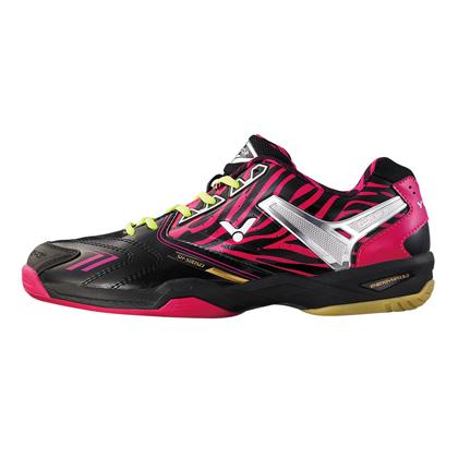 胜利VICTOR羽毛球鞋 SH-S80SD-Q 男女款 中性款 枚红色