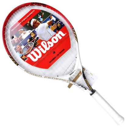 威尔胜Wilson儿童网球拍 Roger Federer Stater set (WRT298000)