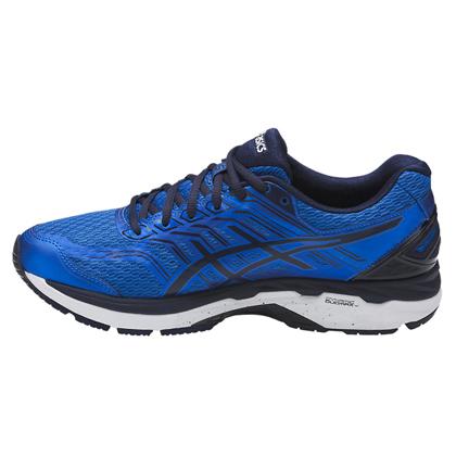爱世克斯 亚瑟士ASICS GT2000 5 公路稳定慢跑鞋 男 T707N-4358蓝/深蓝/白(经典升级,全面稳定)