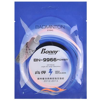 波力BONNY BN-9966POWER专业羽线(适合进攻型球友,橘色)