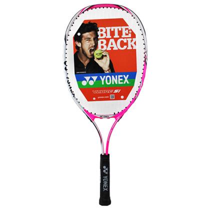 尤尼克斯YONEX儿童网球拍 Vcore25jr 淡粉色
