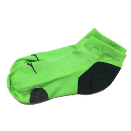 美津浓跑步袜 J2MX5502 绿色 5双装(带有防滑胶粒,跑起来更带劲)