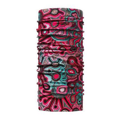 BUFF魔术头巾 速干百变头巾 UV防紫外线系列 100095 非洲风采(排汗速干,高倍防晒)