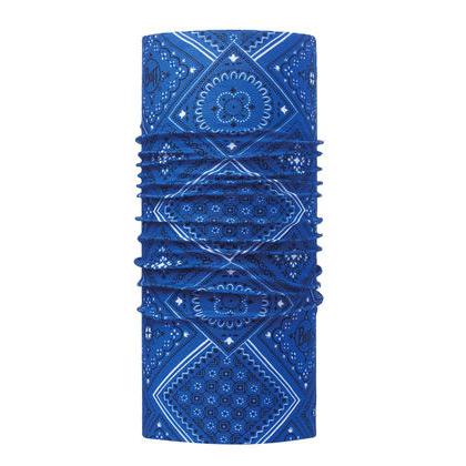 BUFF魔术头巾 速干百变头巾 西班牙原创系列 113060 沃克蓝(银离子抗菌,排汗速干)