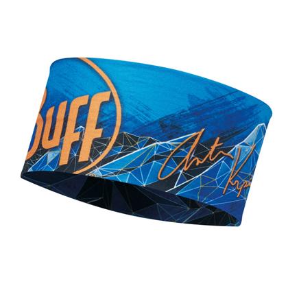 BUFF运动发带 运动头巾 安东授权款 111631 蓝色(银离子抗菌,排汗速干,越野领跑者安东的选择))