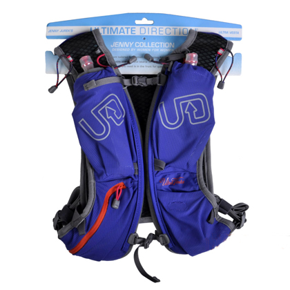 UD越野背包/越野背心 女款带水壶 运动户外多功能 ULTRA VESTA(专为女性设计一款越野背包)