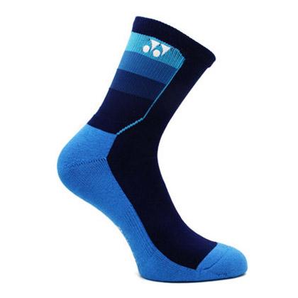 尤尼克斯YONEX 羽毛球袜 145027BCR-019 男袜 深蓝色