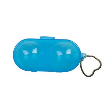 乒乓球收纳盒乒乓球便携乒乓球盒 2只装