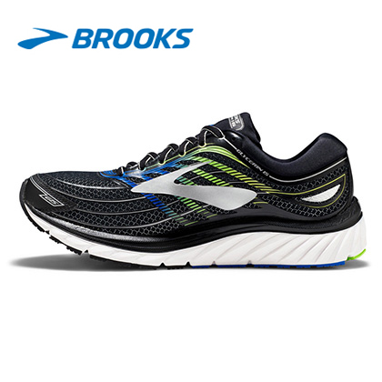 Brooks布鲁克斯 GLYCERIN 15 缓震跑鞋 男 110258 黑色(完美匹配,量身打造)