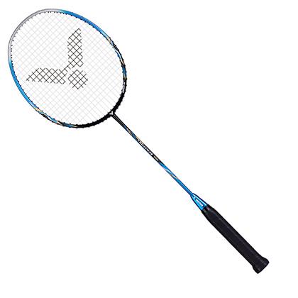 胜利VICTOR羽毛球拍 挑战者9500S 亮银色(火龙枪新配色,入门级神器)