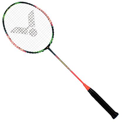 胜利VICTOR羽毛球拍 极速10Q(JS-10Q)(马来西亚国家队指定战拍,灭光迅击)